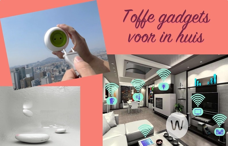Header gadgets in huis