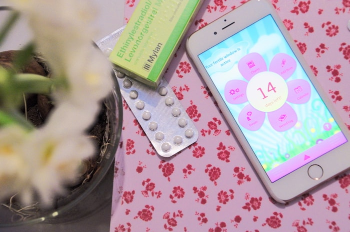Stoppen met de pil - PD app
