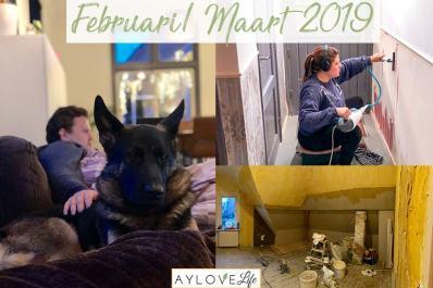 Maandoverzicht maart