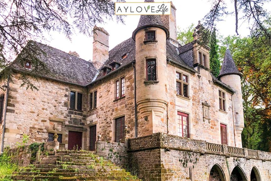 Chateau de Pazayac