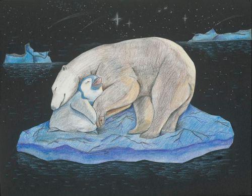 AYLUS_Art_Penguin_and_Polar_Bear