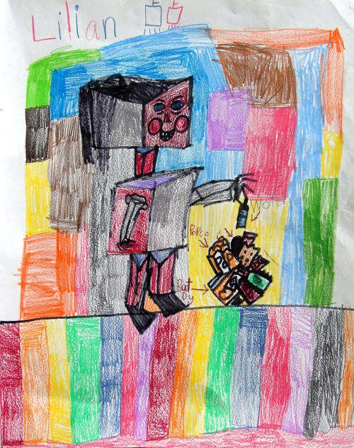 AYLUS_Art_Robot Mom