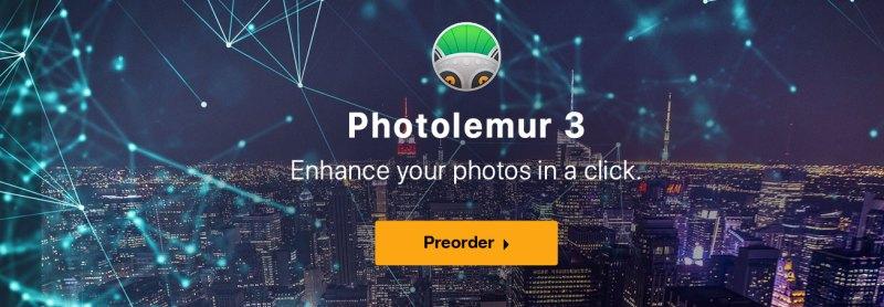 PHOTOLEMUR 3 PREORDER