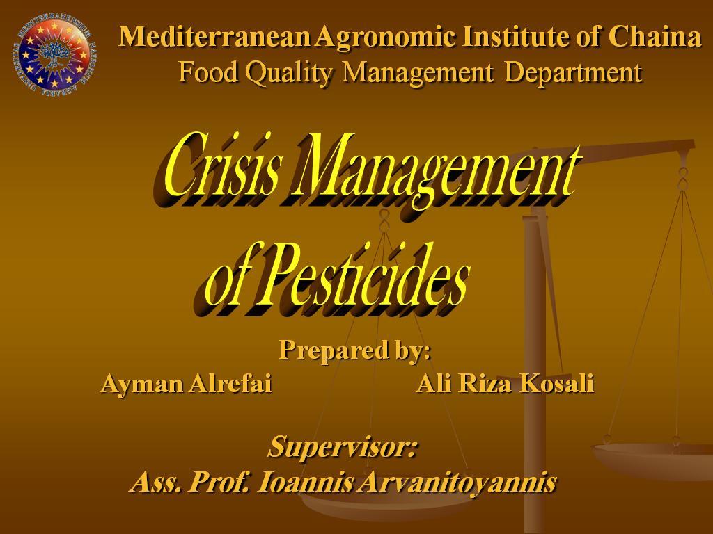 criss management
