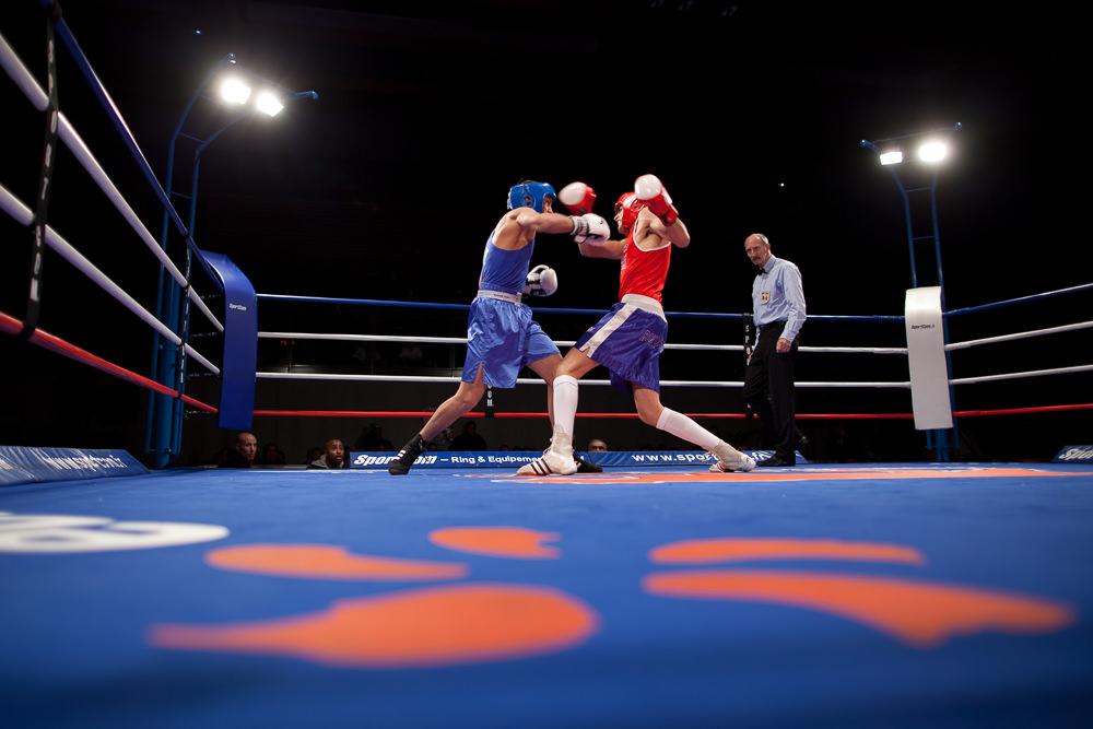Tournoi de boxe à Noisy