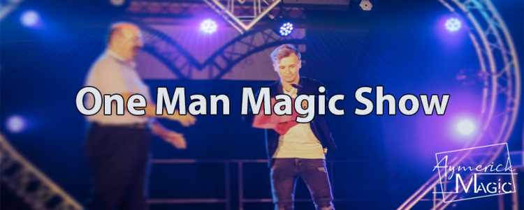 One Man Magic Show