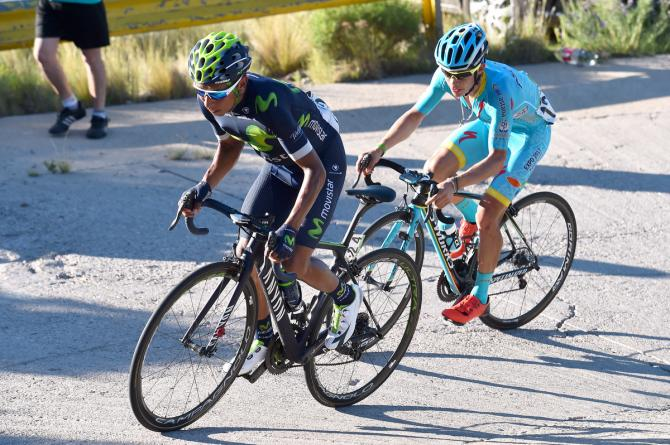 TSL2016_stage4_Nairo_Quintana_attacked_final_climb