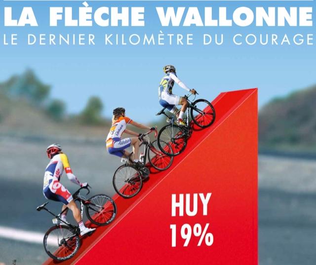 La_Flèche_Wallonne_poster_mur_de_huy