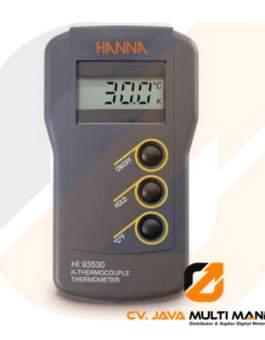 Termometer HANNA INSTRUMENT HI93530