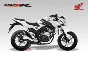 Spesifikasi Dan Harga Honda CB150 R StreetFire