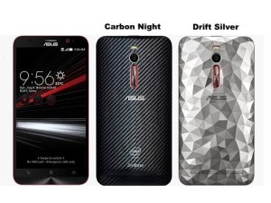 Smartphone Android Asus ZenFone 2 Duluxe Special Edition
