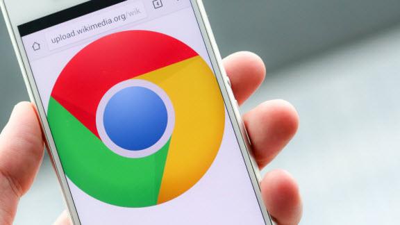 Google Chrome di Ponsel