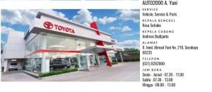 Membeli Mobil Secara Cash dan Kredit di Dealer Toyota Auto2000 Surabaya