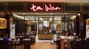 Restoran Seafood Tawan