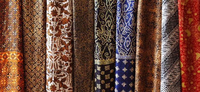 Batik Karya Seni Asli Indonesia yang Terkenal Dunia