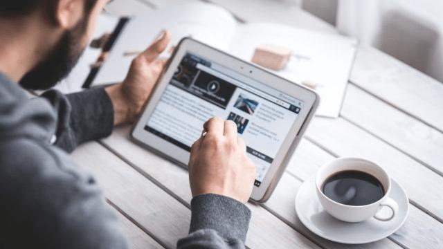 Blog Sebagai Sumber Penghasilan