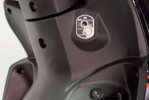 Kunci Jok Honda Revo X