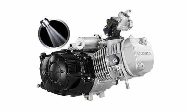 Mesin Honda Revo X