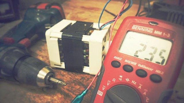 Cara kerja Amperemeter