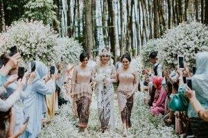 Arti dan Mitos Bunga Untuk Dekorasi Pernikahan