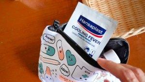 Gunakan Hansaplast Cooling Fever