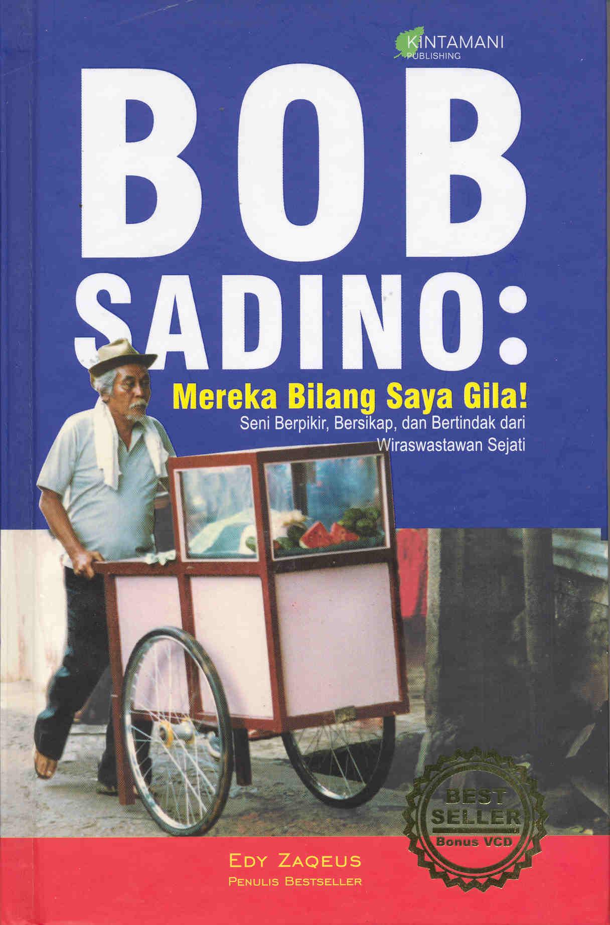 Bob Sadino Pengusaha Sukses yang Unik  Nyentrik  Chras
