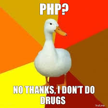 PHP and Enterprise Applications