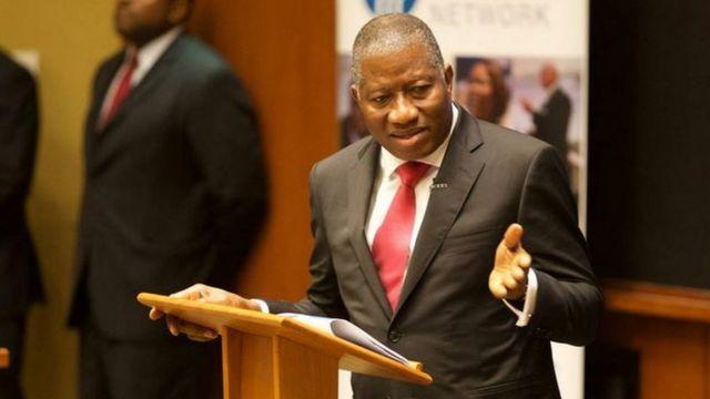 Fmr Pres. Goodluck Jonathan