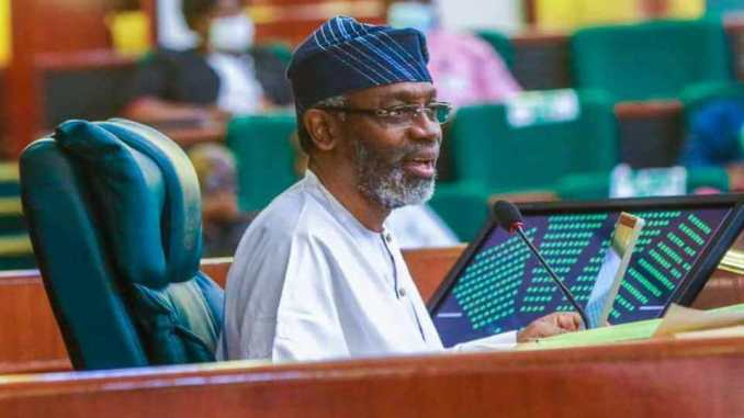 Speaker of the House of Representatives of Nigeria, Hon. Femi Gbajabiamila