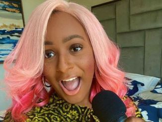 I'd Rather Cry In A Ferrari Than On A Bicycle - DJ Cuppy