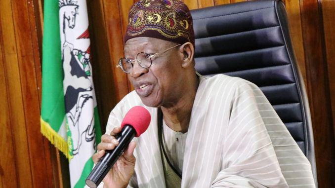 Nigeria Govt Winning The War Against Terrorism - Minister, Lai Mohammed