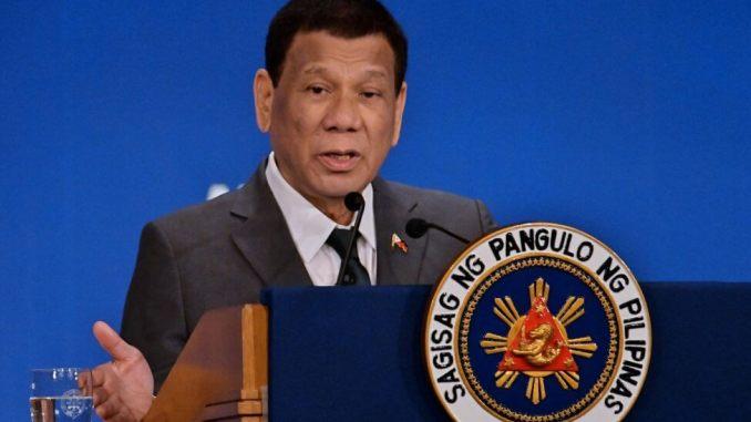 Philippine President, Rodrigo Duterte says he is retiring from active politics