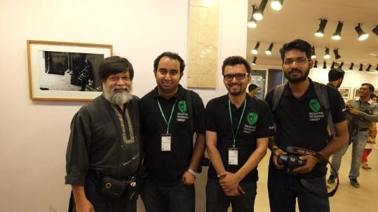 Our modern photography light Shahidul Alam Sir