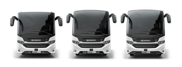 Interlink Bus terbaru Scania