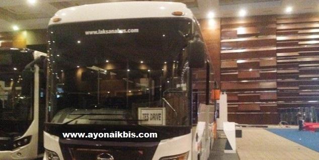 Bus terbaru New Nucleus Laksana IIBT 2016