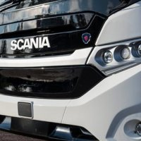 New Scania Interlink front