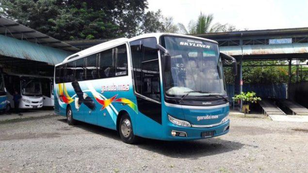 New Skyliner karoseri Rahayu Sentosa