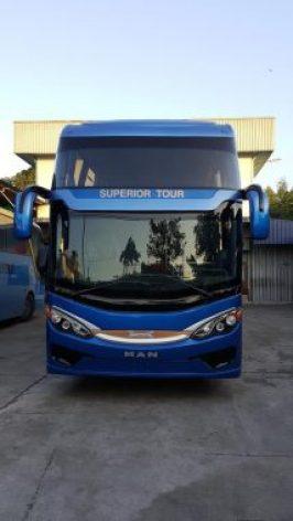 Bus Pariwisata double decker Superior Tour