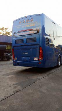 Bus Pariwisata double decker Superior Tour 5