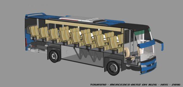 Bus Terbaru