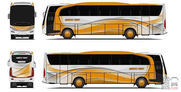Livery bus