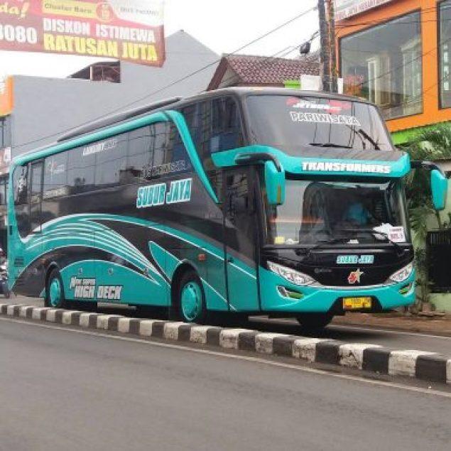 Bus Pariwisata Subur Jaya