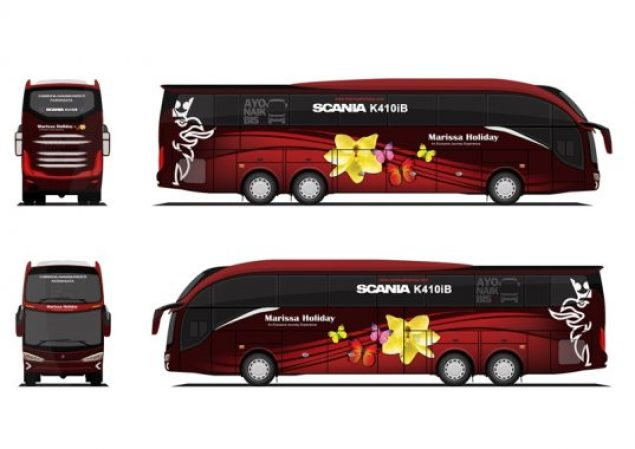 livery bus