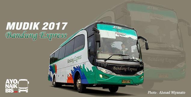 Tiket bus Bandung Express