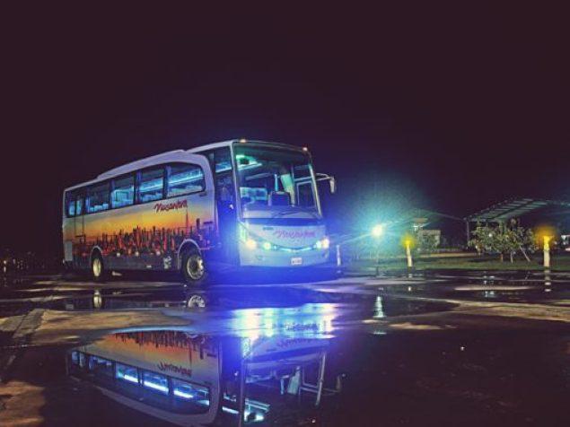 Tiket bus Nusantara Executive