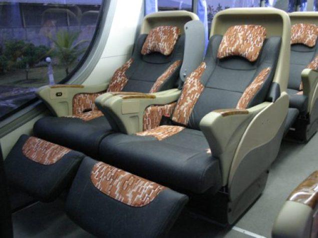 Bus Super Executive PO Nusantara
