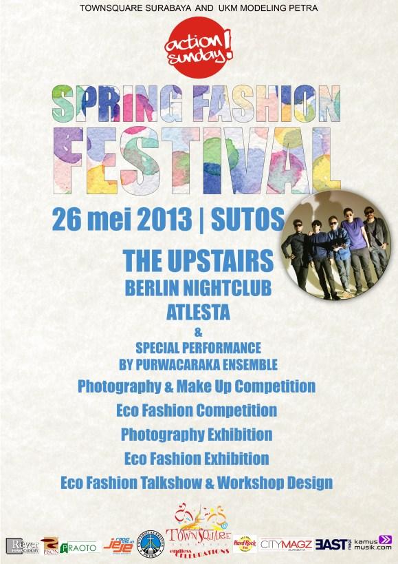 Action Sunday: Spring Fashion Festival - Ayorek Events