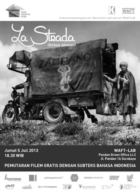 Klub Sinema Atap La Strada