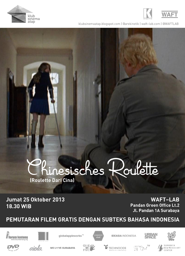 Rooftop Cinema 15 - Chinesisches Roulette