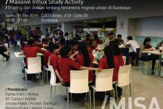 MISA-MassiveInfluxStudyActivity